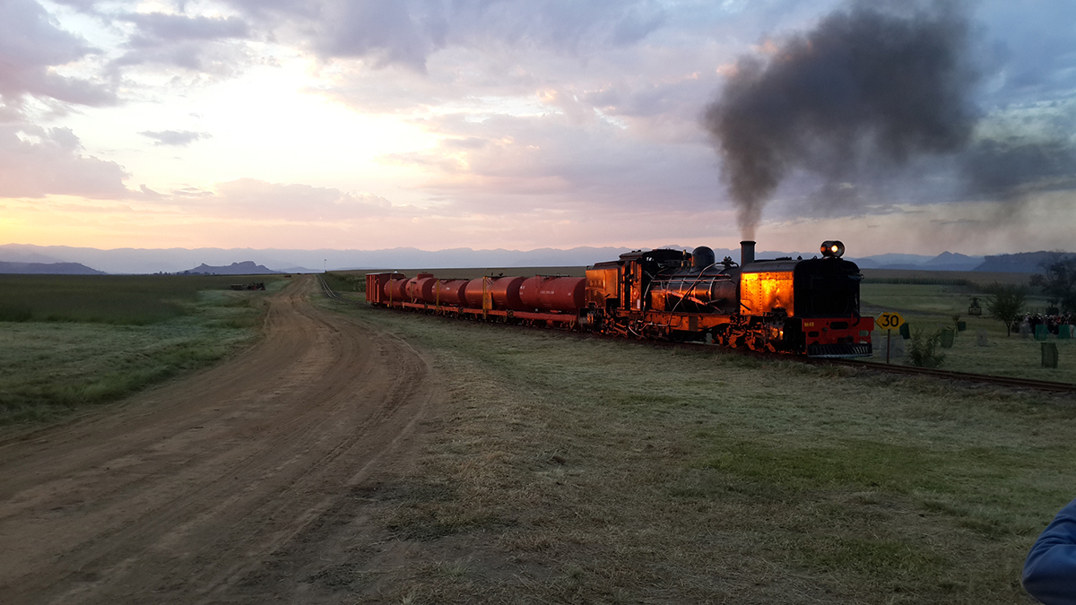 NGG13 49 catches the early morning sun on a photographic special Picture by Dave Richardson
