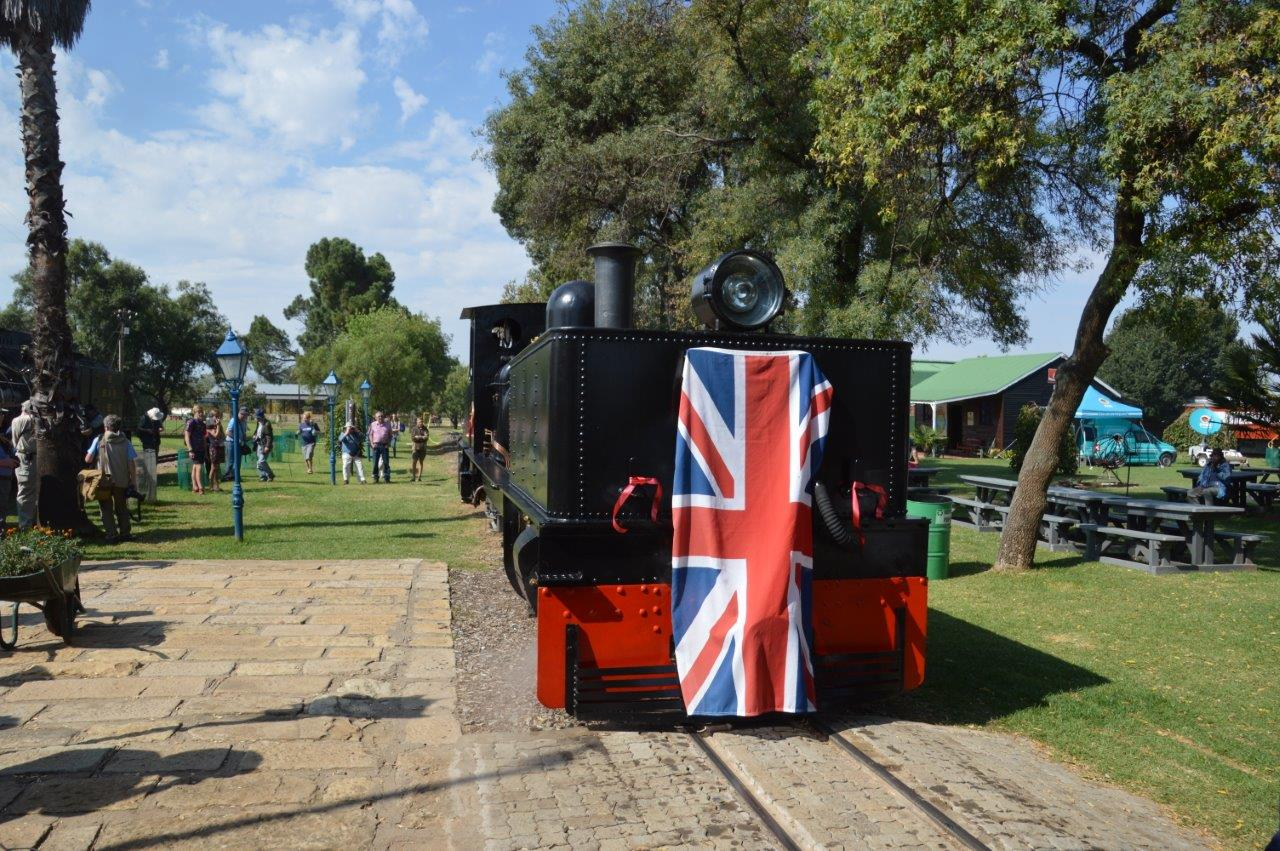 NGG11 No: 52 shows off her British heritage